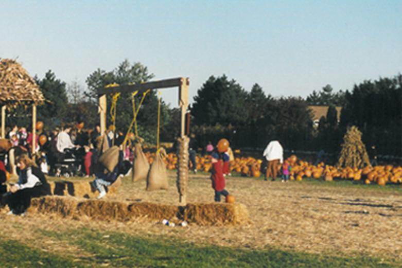 1991 The First Fall Farm Festival